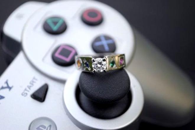 Para casais gamers super apaixonados.Fonte da imagem: Reprodução/geek tyrant