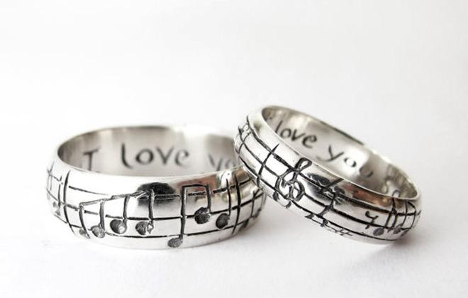 Aliança de Casamento além de genial, totalmente apaixonante.Fonte da imagem: Reprodução/Diply