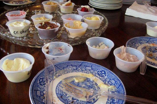 Ideal para escolher o bolo de casamento perfeito.Fonte da imagem: Reprodução/BRIDAL GUIDE