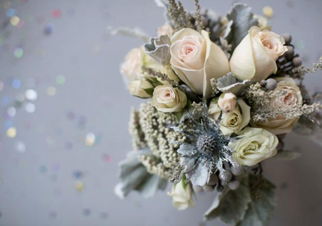 Achei um luxo esse buquê *O*Fonte da imagem: Reprodução/Bodas y Matrimonios