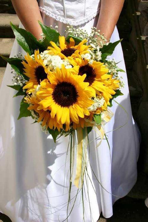Buquê de noiva criativo e apaixonante.Fonte da imagem: Reprodução/Latest Wedding Fashion
