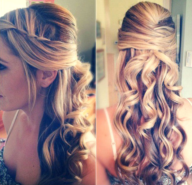 Penteado super moderno, básico e lindo.Fonte da imagem: Reprodução/Reprodução/Life n Fashion