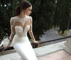 Vestidos de Noiva 2014: Tendências e Inspirações