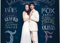Decoração de Casamento com Lousas Decorativas para sua Festa Ficar Um Charme