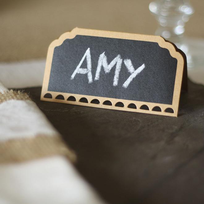 Lousinha personalizada bem fofa para encantar sua Decoração de Casamento.Fonte da imagem: Reprodução/the Wedding of my Dreams