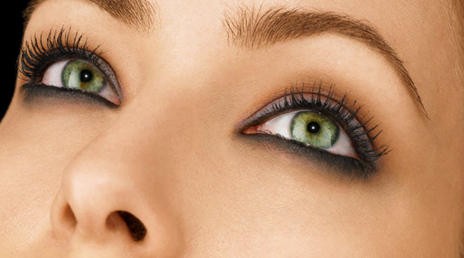 Olhos perfeitos mesmo rs.Fonte da imagem: Reprodução/Menina Moderna