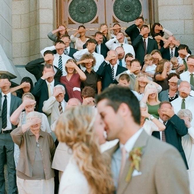Privacidade aos noivos, rs.Fonte da imagem: Reprodução/BuzzFeed