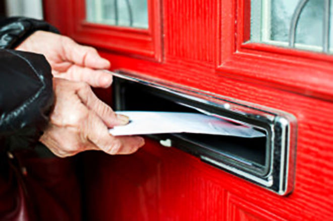 Selecione alguns para o correio, irá te ajudar bastante na correria.Fonte da imagem: Reprodução/Meu Evento Fácil