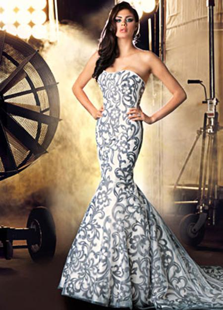 Vestidos de noiva: Perfeito demais.Fonte da imagem: Reprodução/IMPRESSION