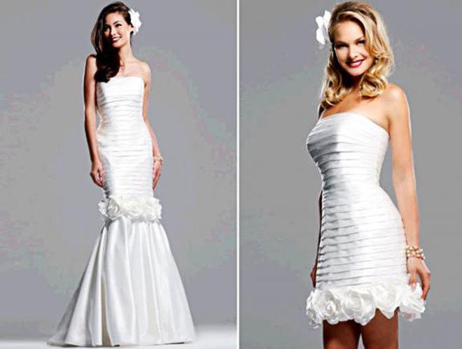 Modelos de Vestidos para Casamento Second Dress são Perfeitos.Fonte da imagem: Reprodução/0sw