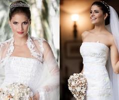 Vestidos de Noiva 2015: Jan Souza apresenta coleção inédita em evento de noivas em Petrolina