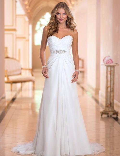 Apaixonada por esse vestido de noiva deuso
