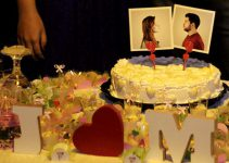 ba5c505e31935 Festa de Noivado Simples  Dicas para Fazer uma Festa Fofa Gastando Pouco