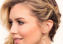 Penteados para Madrinhas de Casamento: 15 Inspirações para Você Ficar Maravilhosa