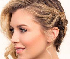 Penteados para Madrinhas de Casamento: 15 Cabelos Lindíssimos para você ficar ainda mais MARAVILHOSA!