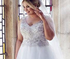 Vestidos de Noiva Plus Size: 13 Inspirações para Arrasar no seu Dia