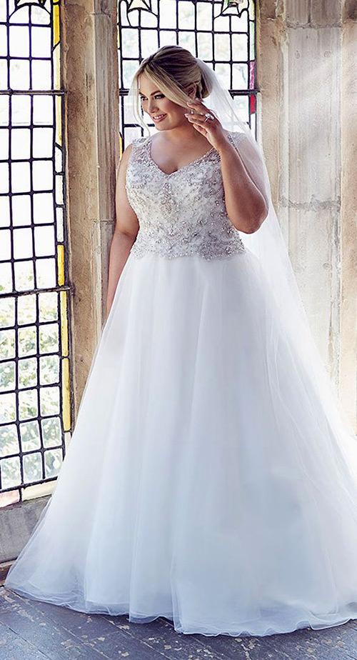 Já quero um vestido bordado assim rsrs