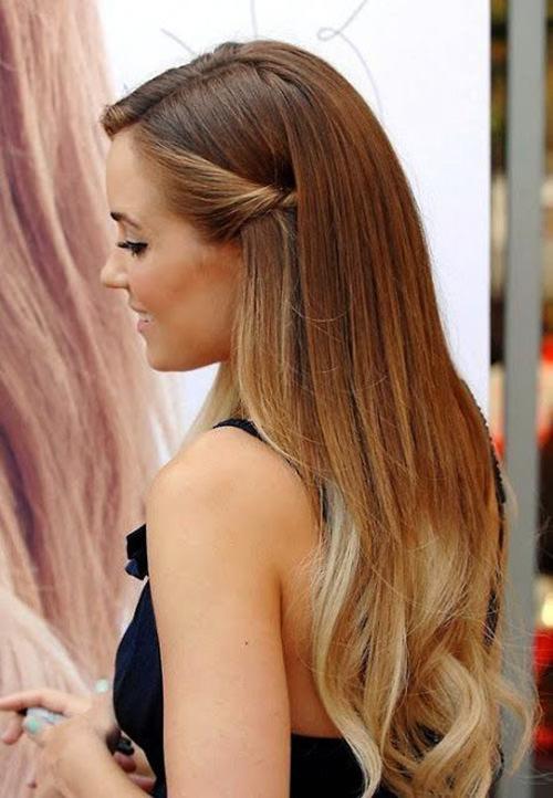 Nesse penteado podemos ver que os detalhes realmente fazem a diferença