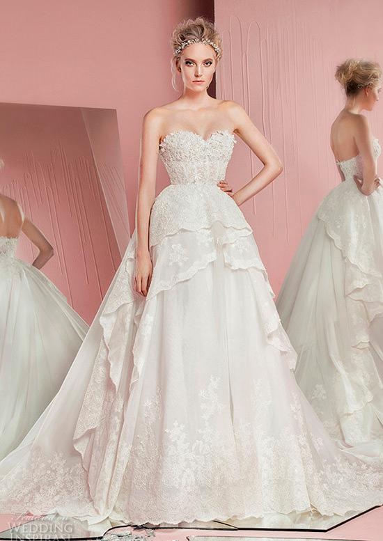 Vestido de Noiva Perfeito para quem quer algo mais vintage