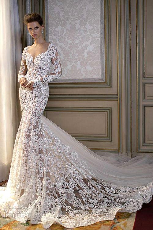 14 Vestidos De Noiva Sereia Para Te Deixar Deslumbrante