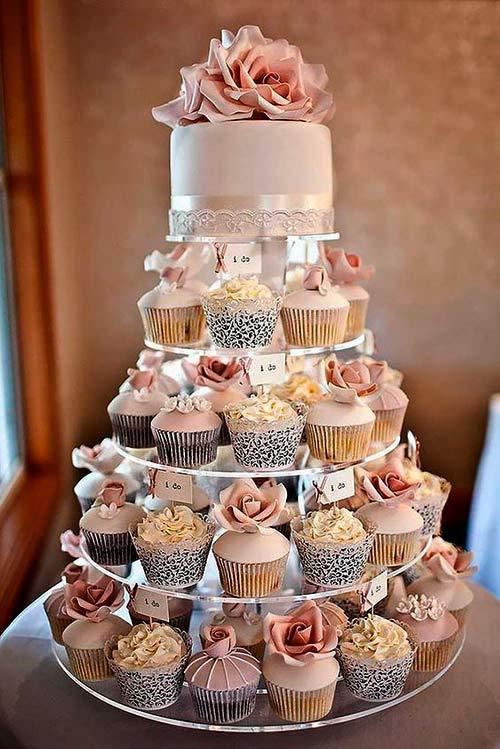 Cupcake já é sucesso em todo o tipo de festa.